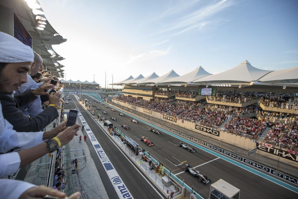 Abu Dhabi F1 Grand Prix 2015