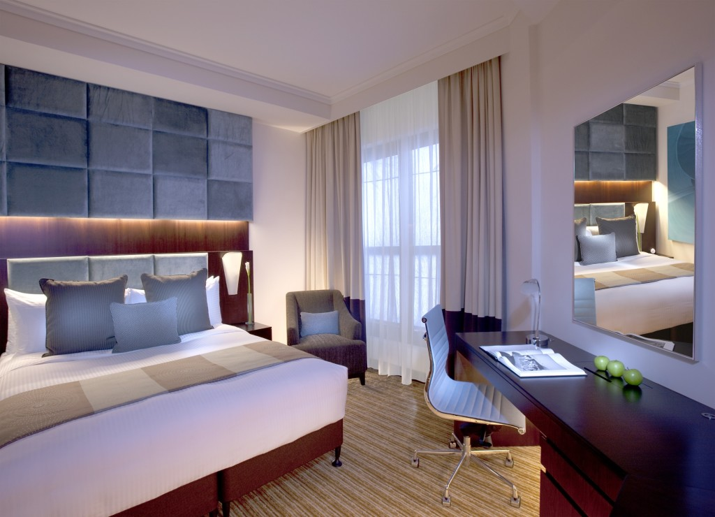 Superior Room_Traders Hotel Qaryat Al Beri Abu Dhabi