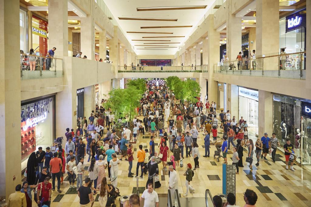 Yas Mall - Eid Al Fitr