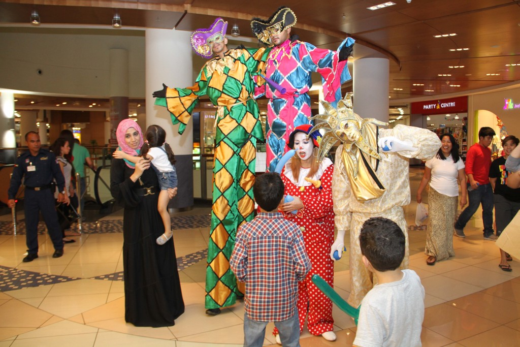 Al Wahda Mall - ADSS 1