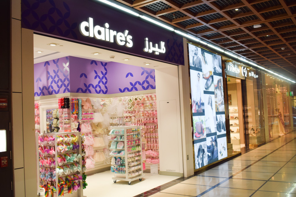 Clair's in WTCAD
