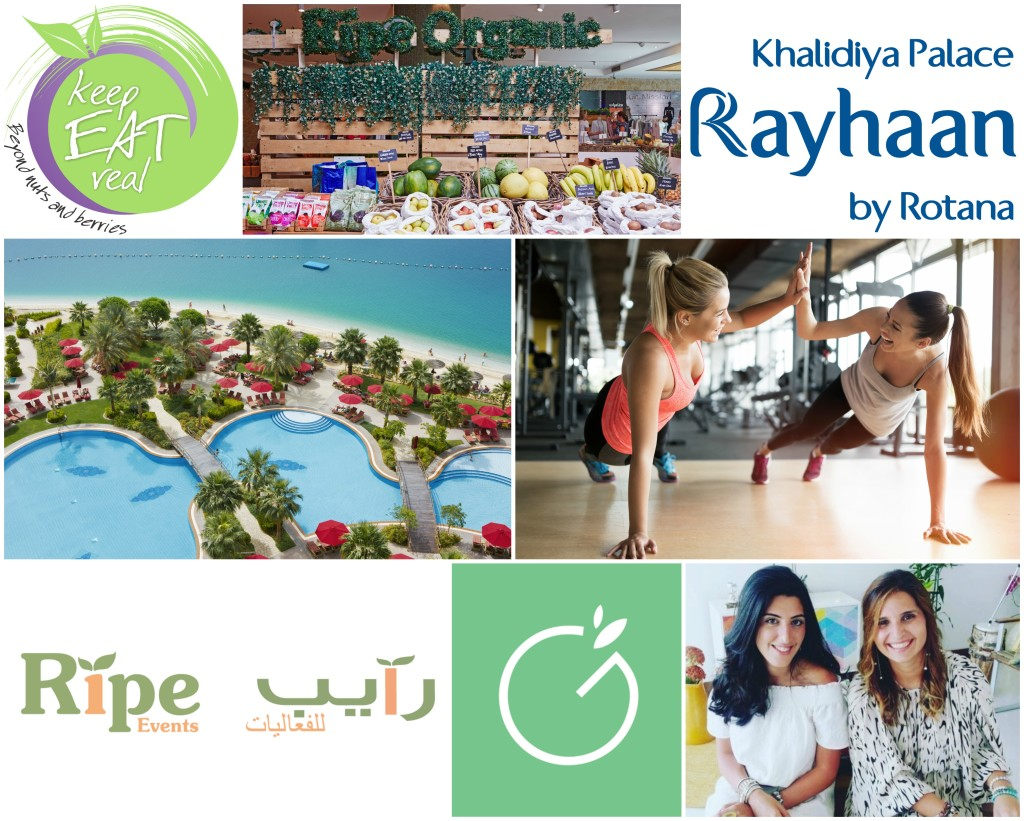 Guavapas & RIPE Open Day @ Khalidiya Palace Rayhaan by Rotana