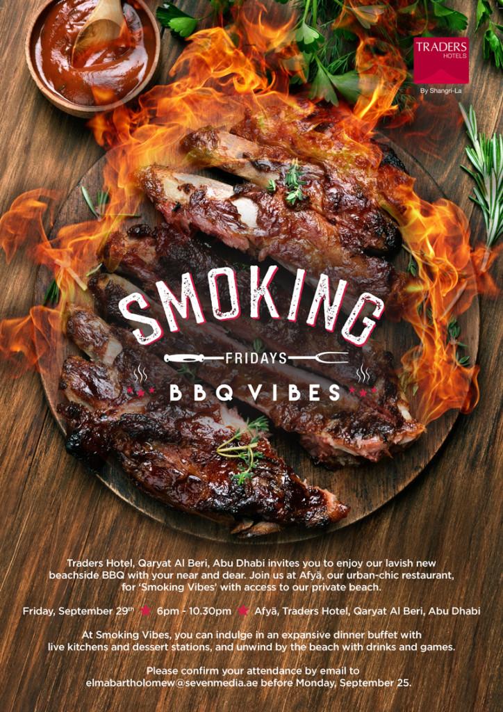 Smoking Vibes Invite
