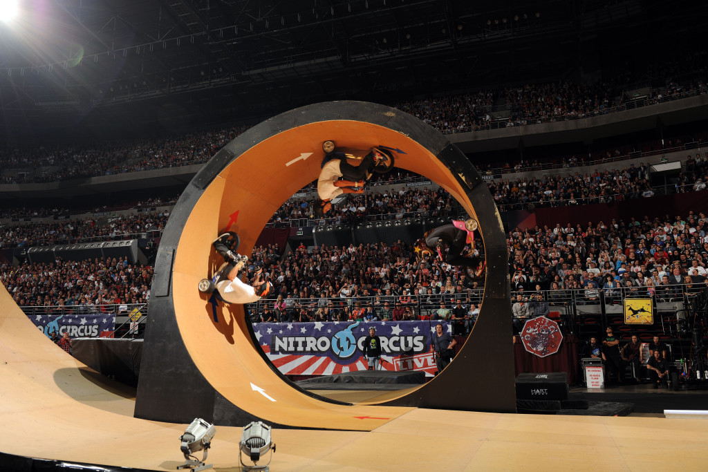2012  Nitro Circus Live Tour Acer Arena / Sydney  Sydney NSW Australia Friday May 18th 2012 © Sport the library / Jeff Crow