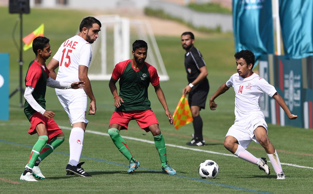 Competition Schedule For Special Olympics World Games Abu